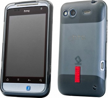 CAPDASE COVER XPOSE HTC SALSA GREY