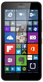 MICROSOFT LUMIA 640 XL 8GB BLACK