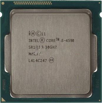 INTEL CORE I5 4590 (6 MB ქეშ მეხსიერება, 3.3 GHZ) TRAY