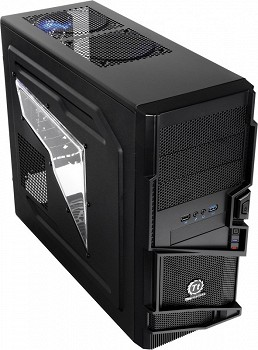 THERMALTAKE COMMANDER MS-I (VN400A1W2N) BLACK