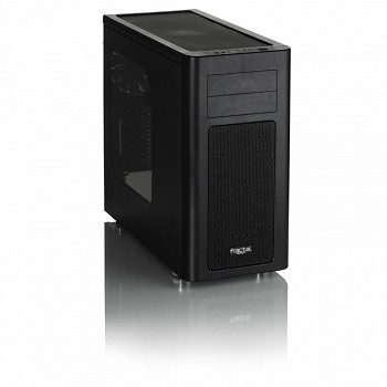 FRACTAL DESIGN ARC MIDI R2(FD-CA-ARC-R2-BL-W) BLACK