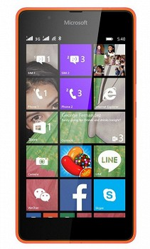 MICROSOFT LUMIA 540 8GB ORANGE