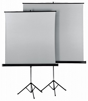 HAMA TRIPOD PROJECTION SCREEN 155 X 155 CM DUO (18795)