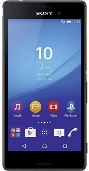 SONY XPERIA M4 AQUA (E2333) 16GB BLACK