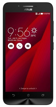 ASUS ZENFONE GO (ZC500TG) 8GB RED