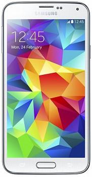 SAMSUNG G900F GALAXY S5 16GB WHITE