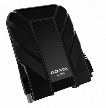 A-DATA 2TB  USB3.0 HARD DRIVE HD710 (AHD710-2TU3-CBK)
