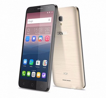 ALCATEL POP 4 5056D GREY METALIC GOLD