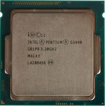 INTEL PENTIUM G3440 (3 MB ქეშ მეხსიერება, 3.3 GHZ) BOX
