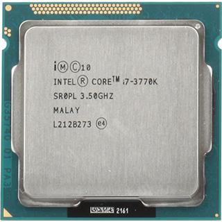 INTEL CORE I7 3770K (8 MB ქეშ მეხსიერება, 3.5 GHZ) BOX