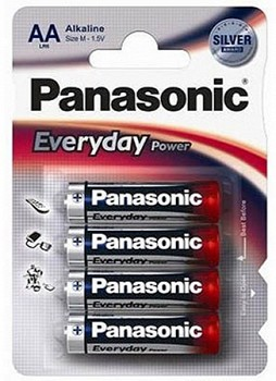 PANASONIC EVERYDAY POWER (LR6REE/4BR)