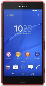 SONY XPERIA Z3 COMPACT (D5803) 16GB ORANGE