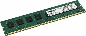 CRUCIAL 4GB DDR3 1600MHZ (CT51264BA160BJ)