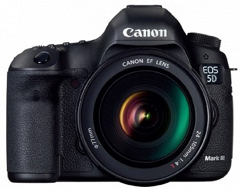 CANON EOS 5D MARK III + KIT 24-105 IS USM