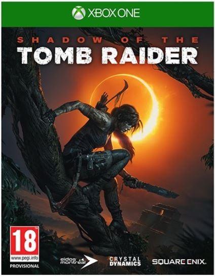 კონსოლის თამაში SHADOW OF THE TOMB RAIDER (XBOX ONE)