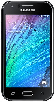 SAMSUNG GALAXY J1 (SM-J100H/DS) 4GB BLACK