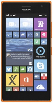 NOKIA LUMIA 730 8GB ORANGE
