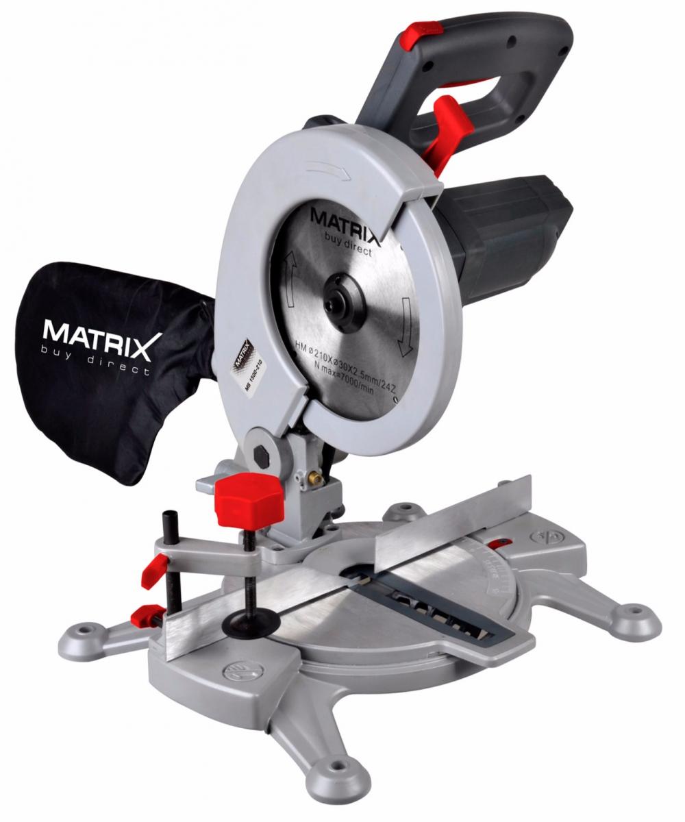 პანელის ხერხი MATRIX 210.200.350- MS1500-210