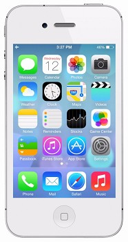 APPLE IPHONE 4S 64GB WHITE