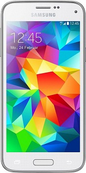 SAMSUNG GALAXY S5 MINI DUOS (SM-G800HZWDCAC) 16GB WHITE