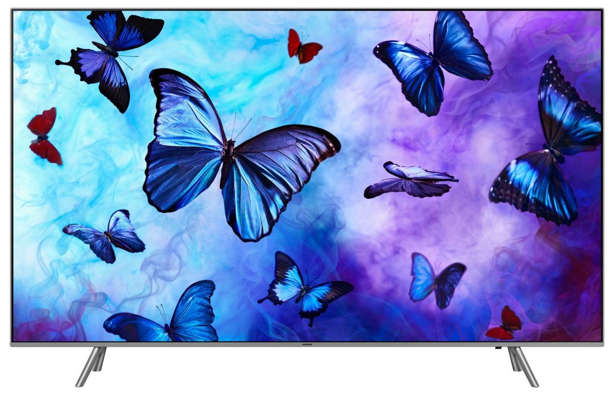 ტელევიზორი Samsung QE55Q6FNAUXRU