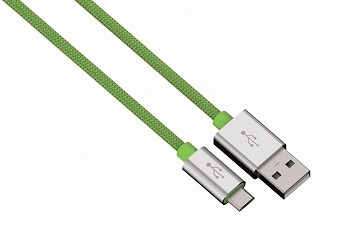 HAMA MICRO-USB CHARGING/SYNC CABLE FOR MOBILE PHONE/SMARTPHONE (80514)