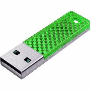 SANDISK CRUZER FACET 16GB GREEN (SDCZ55-016G-B35GE)