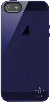 BELKIN IPHONE 5 CASE BLUE (F8W093VFC02)