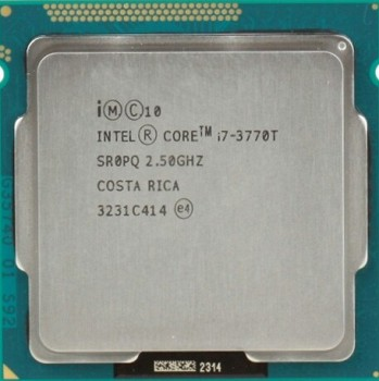 INTEL CORE I7 3770T (8 MB ქეშ მეხსიერება, 2.5 GHZ - 3.7 GHZ) TRAY