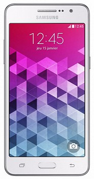 SAMSUNG GALAXY GRAND PRIME (G531FD) 8GB WHITE