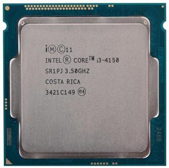 INTEL CORE I3 4150 (3 MB ქეშ მეხსიერება, 3.5 GHZ) TRAY