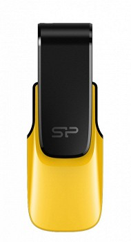 SILICON POWER ULTIMA U31 8GB YELLOW (SP008GBUF2U31V1Y)