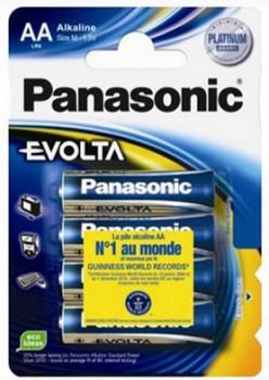 PANASONIC EVOLTA (LR6EGE/4BP)