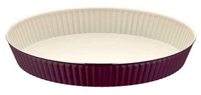 გამოსაცხობი ფორმა PAPILLA MAGENTA (tart cake mould)