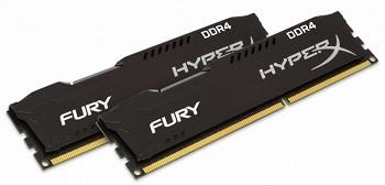 KINGSTON HYPERX FURY 16GB (2 X 8GB) DDR4 2133MHZ HX421C14FBK2/16
