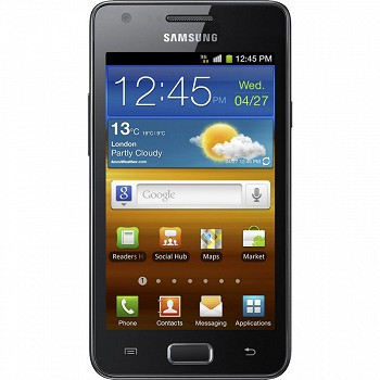 SAMSUNG I9103 GALAXY R BLACK