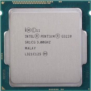 INTEL PENTIUM G3220 (3 MB ქეშ მეხსიერება, 3.0 GHZ) TRAY