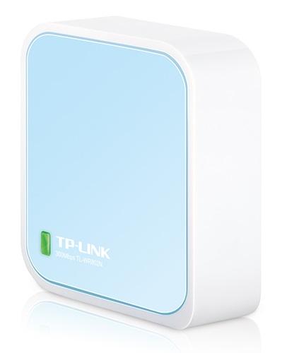 როუტერი TP-LINK TL-WR802N WHITE