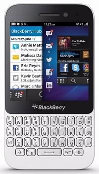 BLACKBERRY Q5 8GB WHITE
