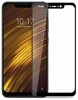 ეკრანის დამცავი GLASS PRO+ TEMPERED GLASS XIAOMI POCOPHONE F1 BLACK