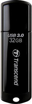 TRANSCEND JETFLASH 700 32 GB USB 3.0 BLACK