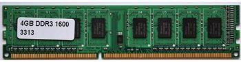 HYNIX 3RD 4GB DDR3 1600MHZ
