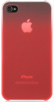 BELKIN ESSENTIAL CASE FORE IPHONE RED (F8Z892CWC04)