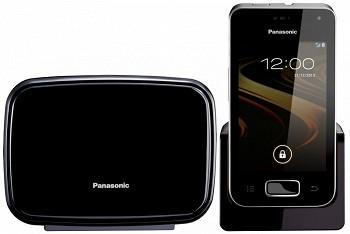 სტაციონარული ტელეფონი PANASONIC KX-PRX120UAW