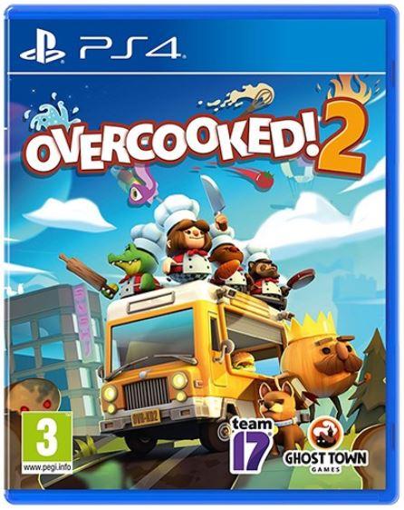 კონსოლის თამაში OVERCOOKED 2 (PLAYSTATION4)