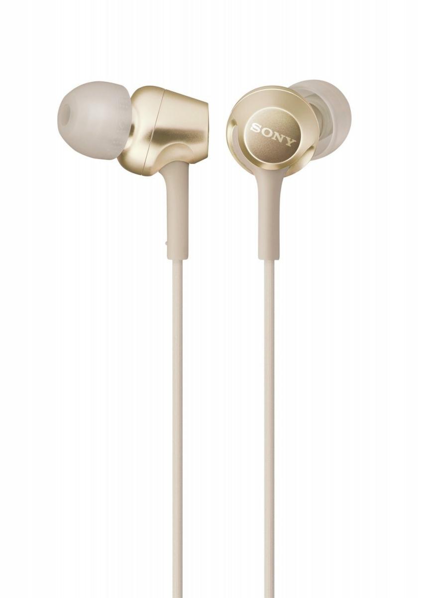 ყურსასმენი SONY MDR-EX255APN GOLD
