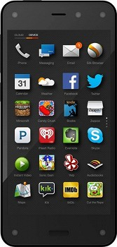 AMAZON FIRE PHONE 64GB BLACK