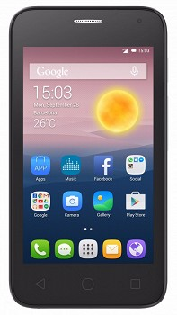 ALCATEL ONETOUCH PIXI FIRST (4024D) 4GB GREY