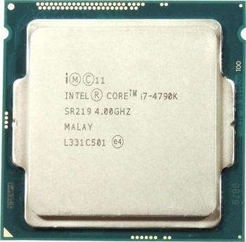 INTEL CORE I7 4790K (8 MB ქეშ მეხსიერება, 4.0GHZ - 4.4 GHZ) BOX