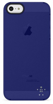 BELKIN IPHONE 5 CASE DARK BLUE (F8W159VFC03)